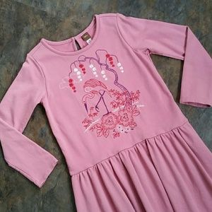 Size 8 girl Tea Collection dress